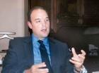 José del Castillo Saviñón tiene 37 años de edad, es abogado y economista de profesión