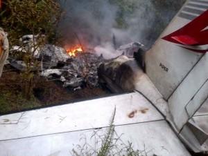 El accidente de la avioneta, el pasado jueves, ayudó a completar las investigaciones y desarticular la banda de narcos.