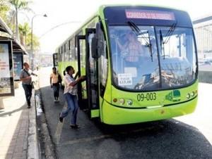 Autobús de la OMSA