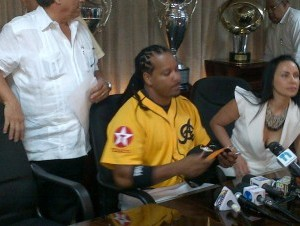 Manny Ramirez.