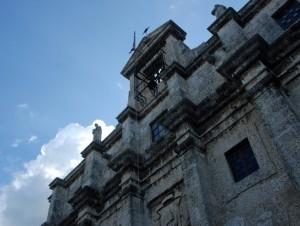 El Panteón Nacional fue antes la iglesia de los Jesuitas. Está ubicado en la calle Las Damas, de la Zona Colonial.