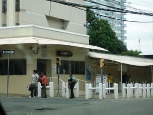 Embajada de Estados Unidos en el República Dominicana. Fuente externa.