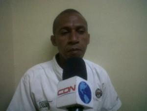 Felipe Urbaez aseguró que no es la primera vez que ocurren asaltos de este tipo.