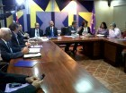 Reunión del Comité Político del PLD.
