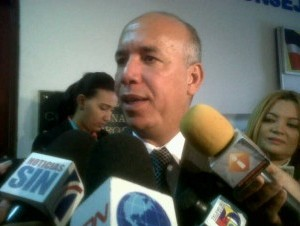 Mayor General Rolando Rosado Mateo, presidente de la DNCD.