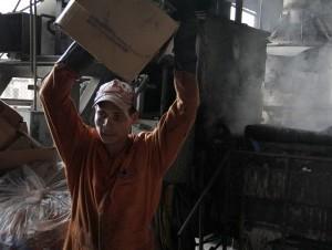 Proconsumidor decomisó los productos de diversos comercios.