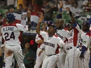 Equipo de República Dominicana.