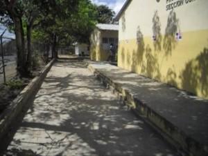 Escuela Pilar Rondón, Guayabo Dulce, Hato Mayor.