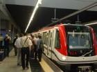 la línea 2 del Metro de Santo Domingo tiene 14 estaciones.