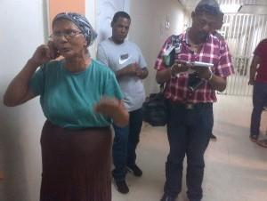 La madre de Juan Jose Ureña dijo que a su hijo lo mataron de varias estocadas