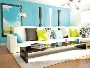 Los colores claros  poseen la característica de brindar la sensación de  limpieza, frescura y pureza.