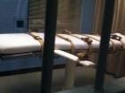 Ejecución. Camilla donde se coloca la inyección letal en la cárcel de Huntsville. / PAT SULLIVAN (AP).