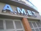 Sede de la Autoridad Metropolitana del Transporte (Amet).