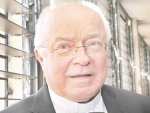Jósef Wesolowski, exnuncio en República Dominicana.
