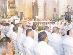 El Concordato fue firmado en 1954, en la era de Trujillo.