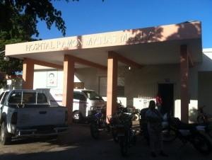 Hospital Matías Ramón Mella de Dajabón.