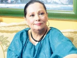Lucía Fiordaliza Vicioso Alsina (Luchy) afirma que el norte del artista debe ser siempre la sencillez y la humildad.