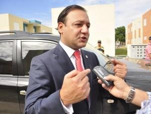 Abel Martínez, presidente de la Cámara de Diputados.