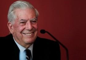 El escritor Mario Vargas Llosa. Fuente externa.