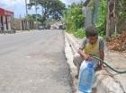 La escasez de agua se agudizará en los próximos días, según la CAASD.