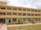 Una de las escuelas inauguradas en san Francisco de Macorís, provincia Duarte.