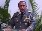 Jefe de la Policía Nacional, Manuel Castro Castillo.