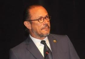 Ministro de Cultura, josé Antonio Rodríguez