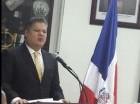 Julio César Souffront Velázquez, presidente de la DNCD.