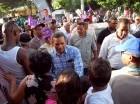 Radhamés Segura, aspirante presidencial por el PLD.