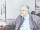 Paul Oquist Kelley, secretario privado del presidente de Nicaragua Daniel Ortega, en su visita a elCaribe.