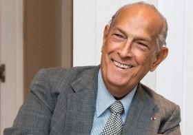 El diseñador dominicano, Oscar de la Renta, falleció el año pasado.