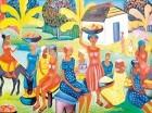 El arte africano es un conjunto de manifestaciones artísticas producidas por los pueblos del África negra a lo largo de la historia.