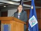 Laura Guerrero Pelletier, titular de la Procuraduría Especializada de Persecución de la Corrupción Administrativa (PEPCA).