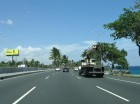 Autopista Las Américas.