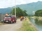 En este canal fue hallado el cuerpo de Joaquín Reyes.