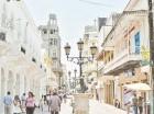La calle el Conde es un de las más emblemáticas de la Zona Colonial.