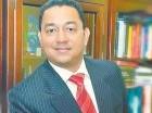 Alejandro Herrera, director general del Instituto de Aviación Civil.