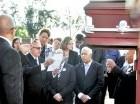 El vicepresidente de la Fundación Dominicana de Cardiología, doctor Danilo Núñez, pronunció el panegírico en el cual destacó las cualidades éticas que en lo personal y profesional formaron la personalidad de quien por décadas fue uno de los más