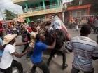 Protesta en Haití. (Foto de archivo.)