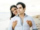 AmorGigante manny cruz no esconde la emoción de estar enamorado.