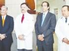 Gonzalo Castillo, Ernesto Díaz Álvarez, Gustavo Moltavo y José Camilo.