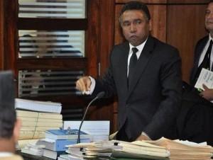 El senador de San Juan de la Maguana por el Partido de la Liberación Dominicana (PLD), Félix Bautista.
