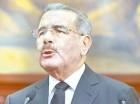 El presidente Medina destacó los logros para transparentar el Gobierno.