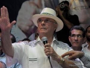 Hipólito Mejía.