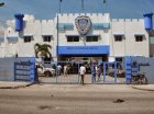 Dirección Regional Sur de la Policía, con sede en Barahona.