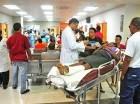 El hospital traumatológico en la Zona Oriental recibió ayer a 205 pacientes ambulatorios en las áreas de consultas externas y laboratorios en el primer día de operación tras su remozamiento.
