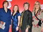 Carmen Guerrero, Chiara Borrelli, Ruth Montes de Oca y Lissette Troncoso.