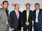 Antonio Andreta, Omar Acosta, René Castillo y Sergio Salazar.