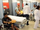 Hospitales, como el Darío Contreras, están preparados para atender emergencias durante el asueto de la Semana Mayor.