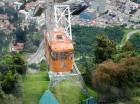 Al subir y llegar a la cima del Monserratte puedes disfrutar de una fantástica vista de la ciudad.